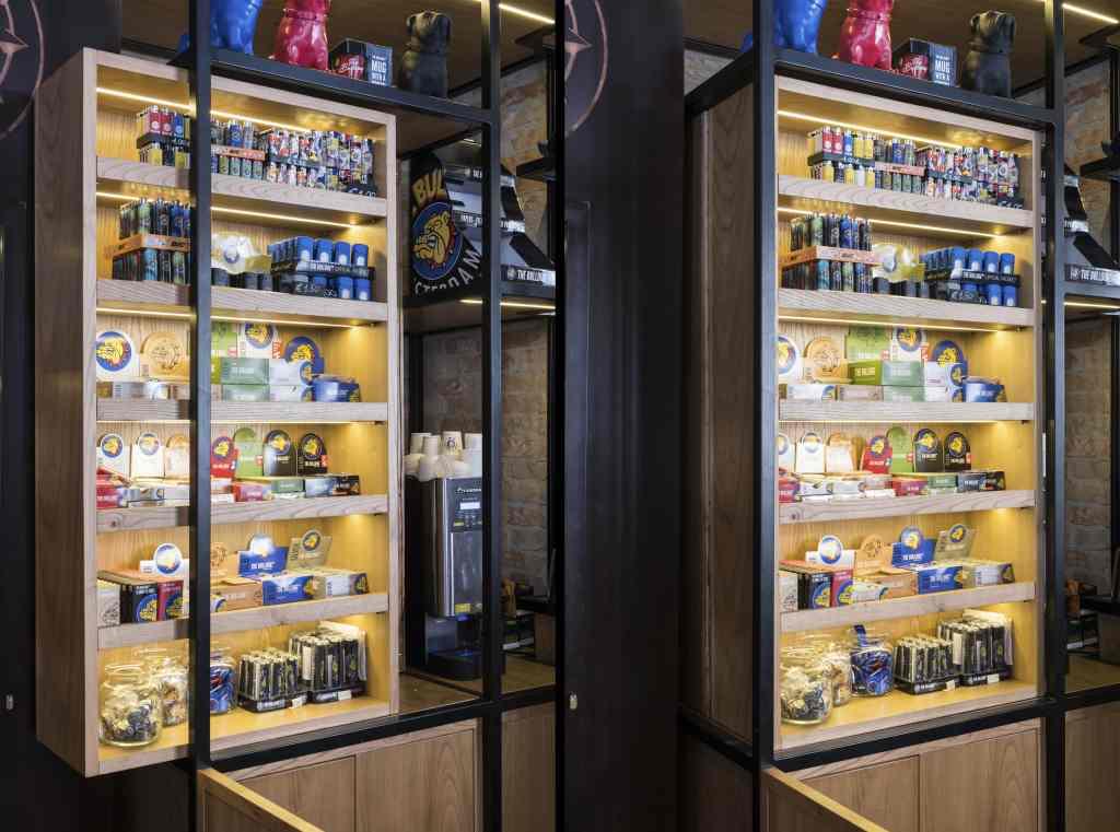 Lichtplan maken - B3D - winkel retail - voorbeeld 4